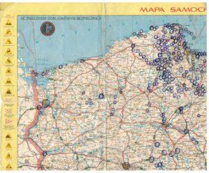 Aot. Artur Nowaczewski mapa